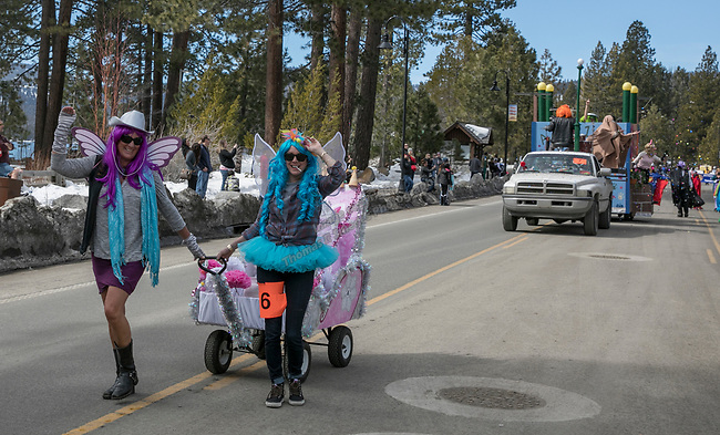 A photograph during Snowfest at North Lake Tahoe on Saturday, March 11, 2017.