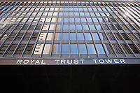 Royal Trust tower is seen in Toronto April 19, 2010.