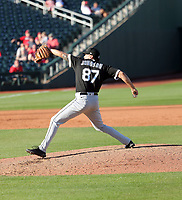 Tyler Johnson - Chicago White Sox 2020 spring training (Bill Mitchell)