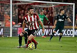 Enda Stevens of Sheffield Utd during the Premier League match at Bramall Lane, Sheffield. Picture date: 5th December 2019. Picture credit should read: Simon Bellis/Sportimage