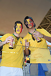 Belgium fans (BEL),<br /> JUNE 26, 2014 - Football / Soccer :<br /> FIFA World Cup Brazil 2014 Group H match between South Korea 0-1 Belgium at Arena de Sao Paulo in Sao Paulo, Brazil. (Photo by SONG Seak-In/AFLO)