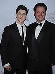 CENTURY CITY, CA. - February 20: David Henri and Barry Greenwald arrive at the 2010 Writers Guild Awards at the Hyatt Regency Century Plaza Hotel on February 20, 2010 in Los Angeles, California.