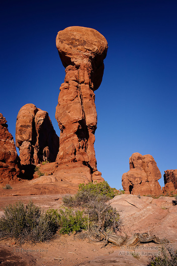 The Hammer, Arches National Park, Utah. Available in sizes up to 30 x 45 inches.