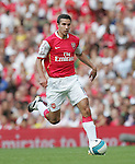 Arsenal's Robin Van Persie in action. .Pic SPORTIMAGE/David Klein