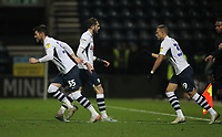 Preston North End's Manager Alex Neil makes a late double substitution<br /> <br /> Photographer Mick Walker/CameraSport<br /> <br /> The EFL Sky Bet Championship - Preston North End v West Bromwich Albion - Monday 2nd December 2019 - Deepdale Stadium - Preston<br /> <br /> World Copyright © 2019 CameraSport. All rights reserved. 43 Linden Ave. Countesthorpe. Leicester. England. LE8 5PG - Tel: +44 (0) 116 277 4147 - admin@camerasport.com - www.camerasport.com