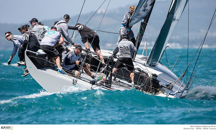 52 Super Series<br /> Scarlino Cup