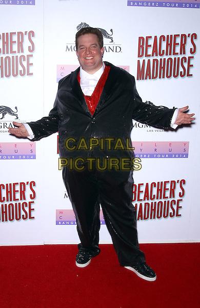 27 December 2013 - Las Vegas, NV -  Jeff Beacher. Miley Cyrus hosts The Premiere of Beacher's Madhouse Las Vegas at MGM Grand Hotel and Casino.<br /> CAP/ADM/MJT<br /> &copy; MJT/AdMedia/Capital Pictures