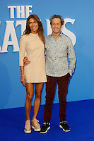 LONDON, ENGLAND - SEPTEMBER 15:  Veronica Smiley and Brian Grazer attending the 'The Beatles: Eight Days A Week - The Touring Years'  World Premiere at Odeon Cinema, Leicester Square on September 15, 2016 in London, England.<br /> CAP/MAR<br /> &copy;MAR/Capital Pictures /MediaPunch ***NORTH AND SOUTH AMERICAS ONLY***