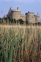 Europe/France/Bretagne/56/Morbihan/Presqu'île de Rhuys: Le château de Suscinio (1218) résidence des ducs de Bretagne