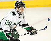 Kyle Radke - The University of Minnesota Golden Gophers defeated the University of North Dakota Fighting Sioux 4-3 on Saturday, December 10, 2005 completing a weekend sweep of the Fighting Sioux at the Ralph Engelstad Arena in Grand Forks, North Dakota.