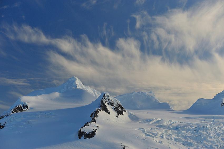 Mini Alps - On Half Moon Island