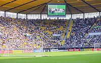 Halbvolles Stadion beim öffentlichen Training in Aachen - 05.06.2019: Öffentliches Training der Deutschen Nationalmannschaft DFB hautnah in Aachen