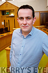 Cllr Jimmy Moloney pictured at Kerry County Council.