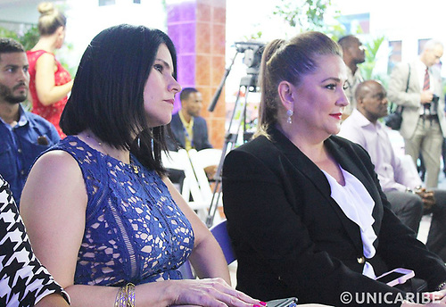 Alicia Ortega y Jatna Tavárez