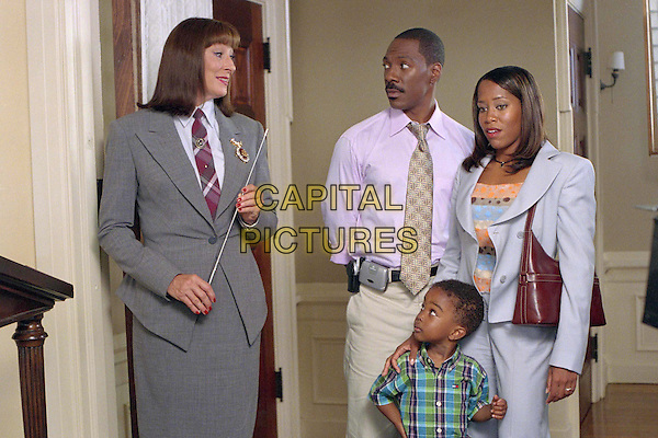 ANJELICA HUSTON, EDDIE MURPHY, REGINA KING, KHAMANI GRIFFIN.DADDY DAY CARE.Ref: FB.sales@capitalpictures.com.www.capitalpictures.com.Supplied by Capital Pictures..
