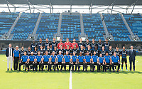 San Jose Earthquakes Team Photo 2018, September 14, 2018