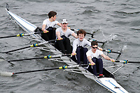 Crew: 143  St Peters Sch  Event: J16 Quads<br /> <br /> Schools' Head of the River 2017<br /> <br /> To purchase this photo, or to see pricing information for Prints and Downloads, click the blue 'Add to Cart' button at the top-right of the page.