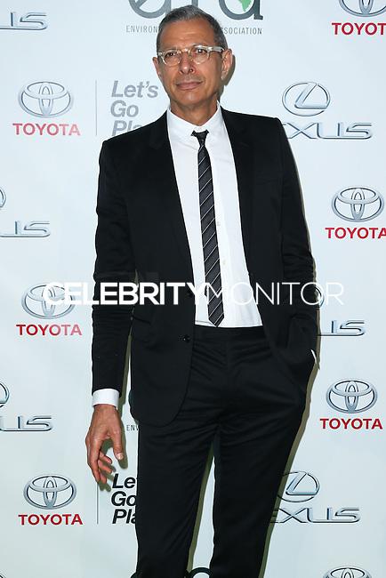 BURBANK, CA, USA - OCTOBER 18: Jeff Goldblum arrives at the 2014 Environmental Media Awards held at Warner Bros. Studios on October 18, 2014 in Burbank, California, United States. (Photo by Xavier Collin/Celebrity Monitor)