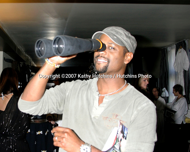 Blair Underwood.GBK Emmy Gifting Suite.Hollywood Roosevelt Hotel.Los Angeles,  CA.September 14, 2007.©2007 Kathy Hutchins / Hutchins Photo...