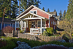 Greenwood Cottages, innovative, energy conservation, built green, cottage houses, built by the Cottage Company, Seattle, Washington, Pacific Northwest, USA, 311 N 160th Place, Shoreline
