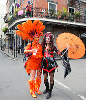 Pictures from the 2011 Mardi Gras celebration in New Orleans, LA.