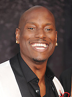 WWW.BLUESTAR-IMAGES.COM Actor Tyrese arrives at the 'Fast & The Furious 6' - Los Angeles Premiere at Gibson Amphitheatre on May 21, 2013 in Universal City, California..Photo: BlueStar Images/OIC jbm1005  +44 (0)208 445 8588 /©NortePhoto/nortephoto@gmail.com<br />