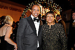 Phil Ivey, Pamela Ivey at Camelot at the Magical Village, Las Vegas, NV, November 6, 2010© Al Powers, VEGAS Magazine