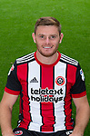 Jack O'Connell of Sheffield Utd during the 2017/18 Photocall at Bramall Lane Stadium, Sheffield. Picture date 7th September 2017. Picture credit should read: Sportimage