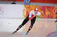 OLYMPICS: SOCHI: Adler Arena, 09-02-2014, 3000m Ladies, ©foto Martin de Jong