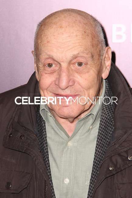 "NEW YORK, NY - FEBRUARY 04: Harry Ettlinger at the New York Premiere Of Columbia Pictures' ""The Monuments Men"" held at Ziegfeld Theater on February 4, 2014 in New York City, New York. (Photo by Jeffery Duran/Celebrity Monitor)"