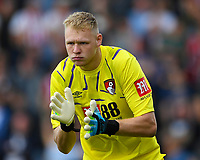 Aaron Ramsdale of AFC Bournemouth during AFC Bournemouth vs Sheffield United, Premier League Football at the Vitality Stadium on 10th August 2019