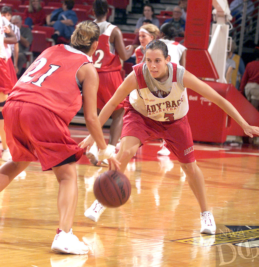 Arkanasas Democrat-Gazette/BOB COLEMAN<br />