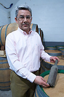 julio otero owner , Bodegas Otero, Benavente spain castile and leon
