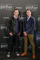 NOV 16 Harry Potter Exhibit Inauguration, Spain