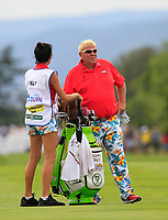John Daly (USA) on the 5th fairway during Round 1 of the D+D Real Czech Masters at the Albatross Golf Resort, Prague, Czech Rep. 31/08/2017<br /> Picture: Golffile | Thos Caffrey<br /> <br /> <br /> All photo usage must carry mandatory copyright credit     (&copy; Golffile | Thos Caffrey)