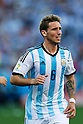 Lucas Biglia (ARG), JULY 1, 2014 - Football / Soccer : FIFA World Cup Brazil 2014 Round of 16 match between Argentina 1-0 Switzerland at Arena de Sao Paulo in Sao Paulo, Brazil. (Photo by D.Nakashima/AFLO)