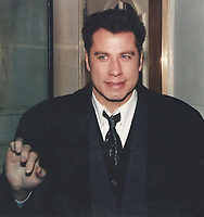 1994 <br /> John Travolta<br /> Photo By John Barrett-PHOTOlink.net/MediaPunch
