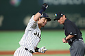 Nobuhiro Matsuda (JPN), <br /> MARCH 7, 2017 - WBC : <br /> 2017 World Baseball Classic <br /> First Round Pool B Game <br /> between Japan - Cuba <br /> at Tokyo Dome in Tokyo, Japan. <br /> (Photo by YUTAKA/AFLO SPORT)