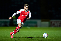 Fleetwood Town's Wes Burns breaks<br /> <br /> Photographer Andrew Kearns/CameraSport<br /> <br /> The EFL Sky Bet League One - Wycombe Wanderers v Fleetwood Town - Tuesday 11th February 2020 - Adams Park - Wycombe<br /> <br /> World Copyright © 2020 CameraSport. All rights reserved. 43 Linden Ave. Countesthorpe. Leicester. England. LE8 5PG - Tel: +44 (0) 116 277 4147 - admin@camerasport.com - www.camerasport.com