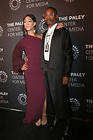 "LOS ANGELES - OCT 25:  MJ Rodriguez, Billy Porter at ""The Paley Honors: A Gala Tribute to Music on Television"" at the Beverly Wilshire Hotel on October 25, 2018 in Beverly Hills, CA"