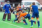 UTRECHT - Oranje v Jong Oranje. Thijs van Dam  . COPYRIGHT KOEN SUYK