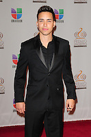 Prince Royce at Univision's Premio Lo Nuestro a La Musica Latina at American Airlines Arena on February 16, 2012 in Miami, Florida. © mpi10/MediaPunch Inc