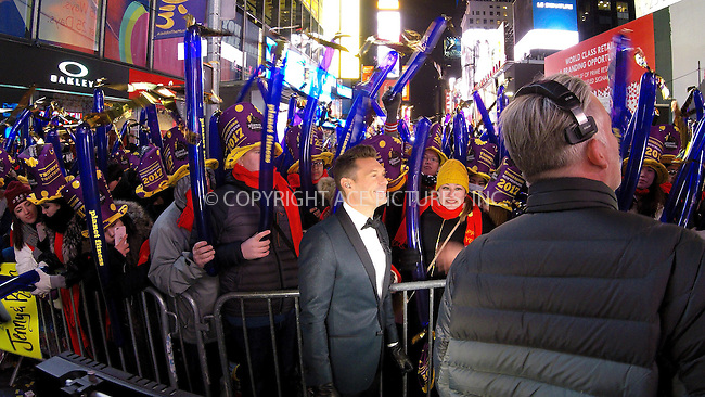 www.acepixs.com<br /> <br /> December 31 2016, New York City<br /> <br /> TV personality Ryan Seacrest made an appearance at the New Years Eve celebrations in Times Square on December 31 2016 in New York City<br /> <br /> By Line: Curtis Means/ACE Pictures<br /> <br /> <br /> ACE Pictures Inc<br /> Tel: 6467670430<br /> Email: info@acepixs.com<br /> www.acepixs.com