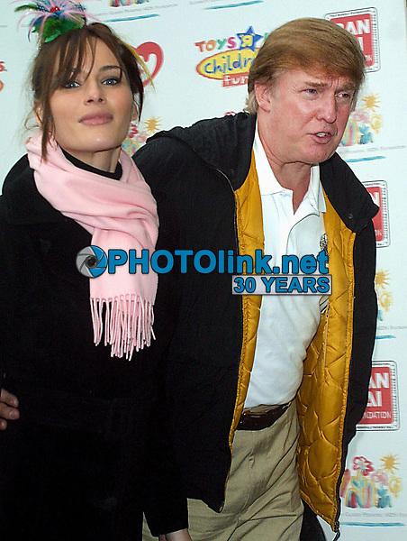 Donald Trump Melania Knauss, 2002, Photo By John Barrett/PHOTOlink