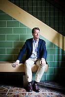 Oslo, Norge, 04.07.2012. Direktør i Nasjonalmuseet Audun Eckhoff til lederintervju i sommer. Foto: Christopher Olssøn.