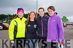 At the Puck Warriors annual 5k and 10km Jingle Run on Saturday were l-r  Elaine Granfield, Siobhan Daly and Alison Kirwin