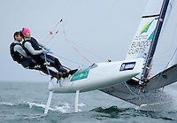 2013 ISAF World Cup - Narca 17's