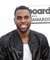 LAS VEGAS, NV - May 18 : Jason Derulo  pictured at 2014 Billboard Music Awards at MGM Grand in Las Vegas, NV on May 18, 2014. ©EK/Starlitepics
