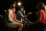 The Other Other Guys at Sketchfest NYC, 2011. UCB Theatre.