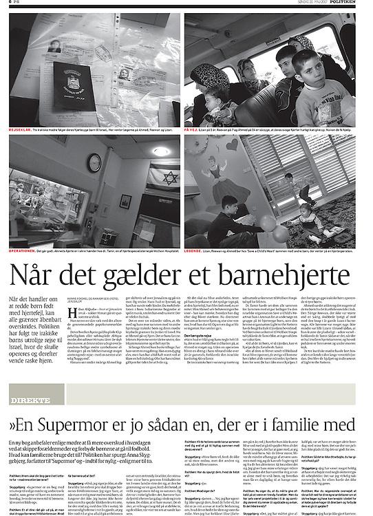 Politiken, Denmark - May 20, 2007